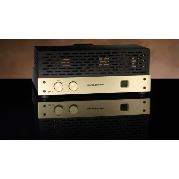 Conrad Johnson CAV45 S2 vacuum-tube stereo control amplifier