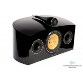 B&W HTM-2D Center Channel Speaker - Piano Black