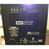 B&W ASW 2500 subwoofer, price for each