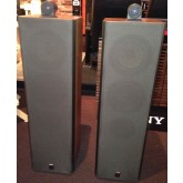B&W 804 Matrix  (3 speakers)