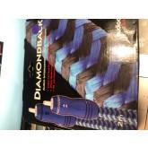 Audioquest Diamondback 2.0 pair RCA interconnects NEW!