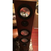 Canton Vento 809DC speakers with Vento 805c center channel