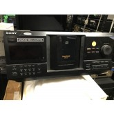 Sony CDP-CX-240 CD changer