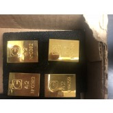 Goldmund A2 modules (original, new gold)