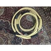 MIT Shotgun Speaker Cable 8' pair Fischer to Spades