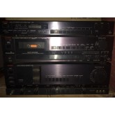 Luxman Integrated, fm tuner and cd player