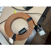 Wireworld Electra 5 10' 15amp extension cord with hospital grade end
