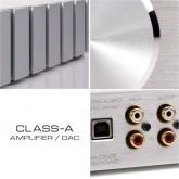 Audeze Deckard Amplifier/DAC, Silver, 220VAC, 50Hz